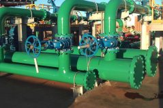 Valve & Pipe Coating Application